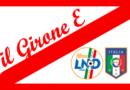 Risultati prima giornata Girone E